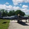 En ovanlig kärra en Valmet L-90 TP Redigo uppenbarade sig. Trevligt och intressant at beskåda. SE-LR