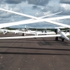 Bilder från Dala-Järna flygfält