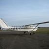 Bilder från Eslöv flygfält