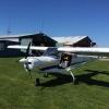 Bilder från Falkenberg flygfält (Morup)