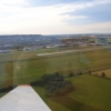 Bilder från Falköping flygfält