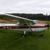 PÅ besøk fra Sandefjord flyklubb
