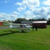Bilder från Gagnef flygfält (Himmelslätta)