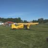 Bilder från Götene flygfält (Brännebrona)