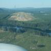 Bilder från Hagfors flygplats
