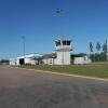 Hagfors flygplats klubbhus
