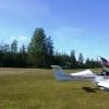 Bilder från Härnösand flygfält (Myran)
