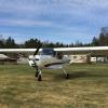 Bilder från Herrljunga flygfält
