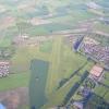 Bilder från Höganäs flygfält