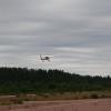 Bilder från Idre flygplats