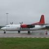 Bilder från Karlstads flygplats