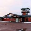 Bilder från Mora-Siljan flygplats