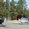 Bilder från Östersund – Optand Flygplats