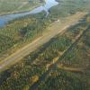 Bilder från Piteå flygfält