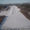 Bilder från Sättna flygfält