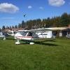 Bilder från Siljan Air park , Siljansnäs flygfält ESVS