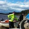 Bilder från Kåge båtklubb