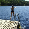 Bilder från Saltkällsjön norra
