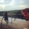 Bilder från Saltkällsjön östra