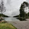 Bilder från Vintervikens badplats