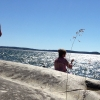 Bilder från Oxnö klippbad