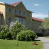 Hus Järven med konferensanläggning och rum.