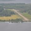 Bilder från Maj flygfält
