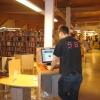 Bilder från Tyresö Bibliotek