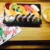 Sushi 14 bitar. Kombo
