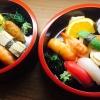Sushi från KenzoSushi i Edsbergs centrum