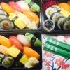Sushi från Kenzo sushi i edsberg centrum