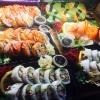 Bilder från Kenzo Sushi i Edsbergs Centrum