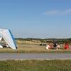 Bilder från Stånga flygfält