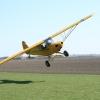Bilder från Vindfälle flygfält