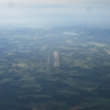 Bilder från Uråsa flygfält