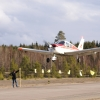 Bilder från Norberg flygfält