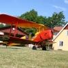Bilder från Brandsberga flygfält