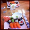 Bilder från Zakura Sushi