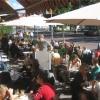Bilder från waynes cafe uppsala