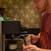Bilder från Café Knus