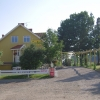 Mysiga Café gula huset i Brålanda