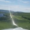 Bilder från Stöde / Prästbordet flygfält