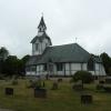 Bilder från Ljusterö kyrka