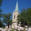 Bilder från Gustavsbergs kyrka