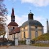 Bilder från Lovö kyrka