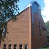 Bilder från Trollbäckens kyrka