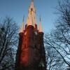 Bilder från S:ta Clara kyrka