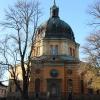 Bilder från Hedvig Eleonora kyrka