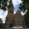Bilder från Gustaf Adolfs kyrka