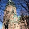 Bilder från Sankta Gertruds kyrka (Tyska kyrkan)